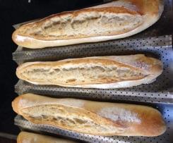 Französisches Baguette comme à la boulangerie!