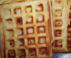 Thermo Mamis lieblings Waffeln ♥