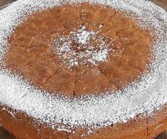 Original Mallorquinischer Mandelkuchen ohne Mehl
