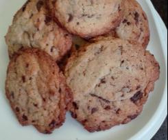 Variation Chocolate Chip Cookies