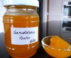 Sanddorn - Gelee