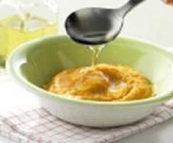 Gemüse-Kartoffel-Fleisch-Brei