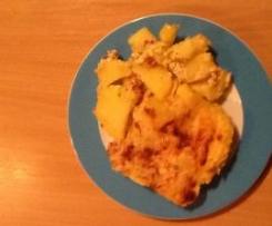 Kartoffelgratin für 2 ;-)
