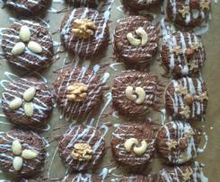 Steffi`s Fruchtige Elisenlebkuchen (nicht so süß)