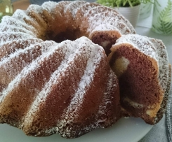 Marmorkuchen nach Oma Hannelores Rezept