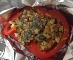 Paprika-Potpourri für den Grill