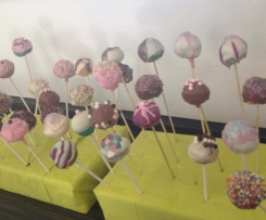 Cakepops-Teig für den Cakepopmaker