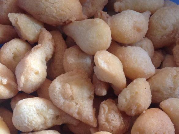 mutzenmandeln rezept ohne friteuse