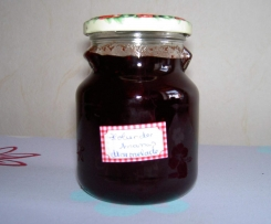 Holunder-Ananas Marmelade