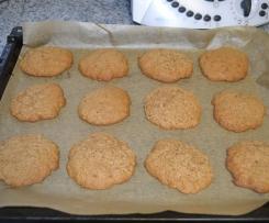 Bananen-Nougatcreme-Cookies