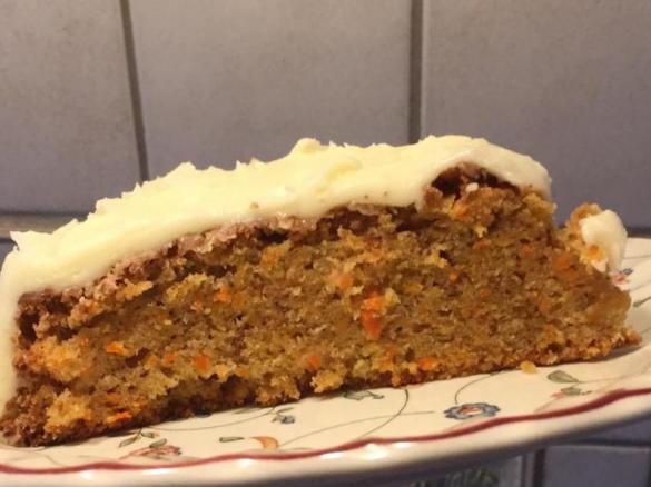 Karotten Kuchen Orginal Carrot Cake Von Niciseidl Ein Thermomix