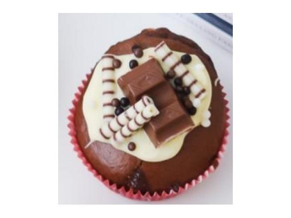 Kinderschokolade Muffins Von Kr13478 Ein Thermomix Rezept Aus Der