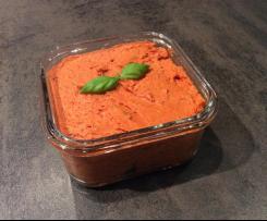 Variation Tomatenbutter