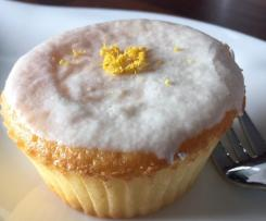 Saftige Zitronen-Muffins