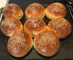 Hamburger Buns (USA Original Rezept)