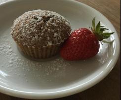 Muffins zur Verwertung von Eiweiß