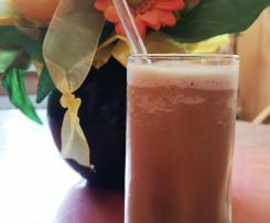 Eiskaffee aus Hafermilch