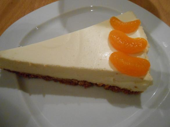 Frischkasetorte Mit Mandarinen Leicht Lecker Von Kasia Ein
