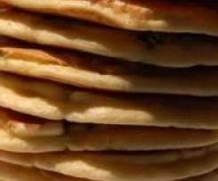Pancake Vollwert Vegan