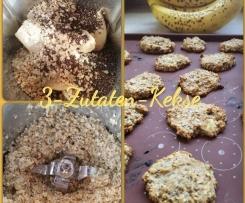 3-Zutaten-Kekse