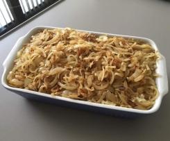 Original Schwäbische Kässpätzle