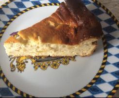 Quark-Apfel- Kuchen