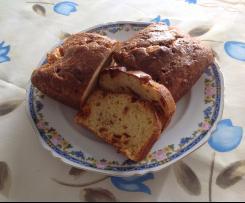 Chorizo Cake