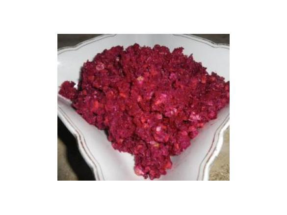 rote bete apfel m hren salat von gast ein thermomix rezept aus der kategorie vorspeisen. Black Bedroom Furniture Sets. Home Design Ideas