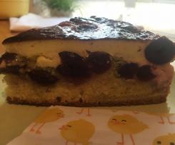 Rina's Kirsch-Schmand Kuchen
