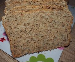 Dinkel-Vollkorn-Brot mit Chia-Samen