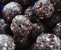 Schokofrohbällchen nach Silke