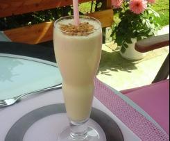 Erdnuss-Shake de Luxe
