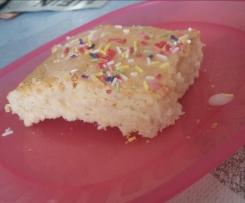 Fanta Kuchen / Fanta Kuchen
