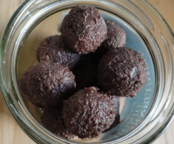 Schokolade selbst gemacht, vegan, roh, gesund und lecker