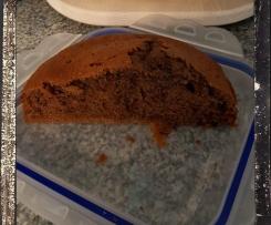 Rotweinkuchen alla Mama