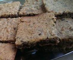 Schokoladen Blechkuchen Ruck-Zuck