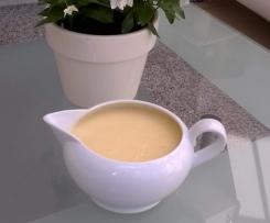 Leichte Käse-Hollandaise