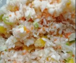 Wochensalat - schwedischer Krautsalat