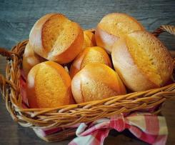Schnelle Bäckerbrötchen