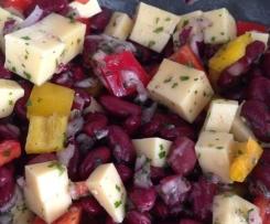 Breda Salat mit Kidneybohnen und Gouda