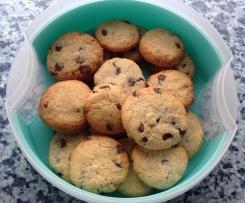 Schoko Cookies MEGA LECKER!!!!