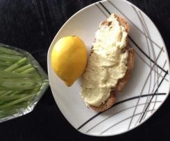 Zitrone-Feta Aufstrich/Dip