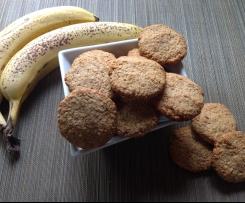 Dinkel-Haferkekse fructosearm