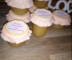 Birnen-Vanillepudding-Marmelade