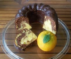 Orangen-Marmorkuchen
