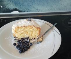 Heidelbeer Schmand Kuchen