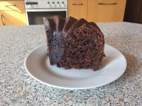 Veganer Schokoladenkuchen Saftig Von Biggi72 Ein Thermomix Rezept