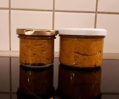 Kürbis-Tomaten-Aufstrich (vegan)