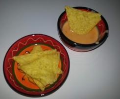 Nachos Käsesoße  :-)
