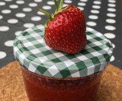 Erdbeermarmelade à la Bucki
